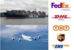 Shipping of Auto Silicone Hose