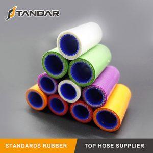High Temp Colorful Heat-Resistant MAN 81963010602 Intercooler Hose