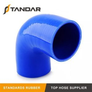 High Performance Colorful Polyester Reinforced MAN 81963050134 Radiator Hose
