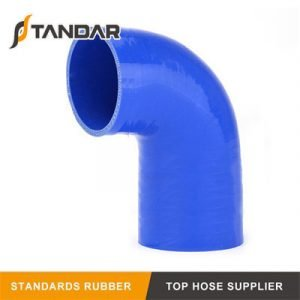 Universal Flexible Polyester Reinforced MAN 81963050207 Silicone Hose